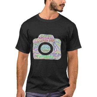 Alaska photo shirt