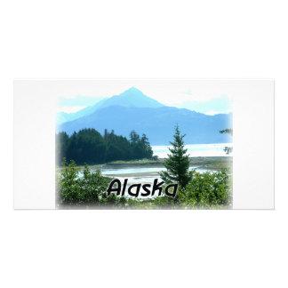 Alaska Personalized Photo Card