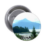 Alaska Pinback Buttons