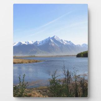 Alaska Plaque