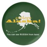 Alaska Platos De Comidas