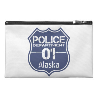 Alaska Police Department Shield 01 Travel Accessories Bags