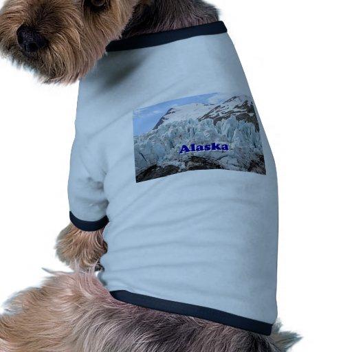Alaska: Portage Glacier, USA (caption) Dog Clothing
