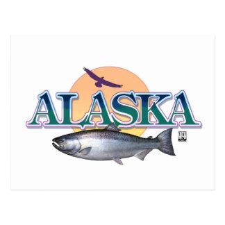 Alaska post card