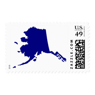 Alaska Postage Stamps