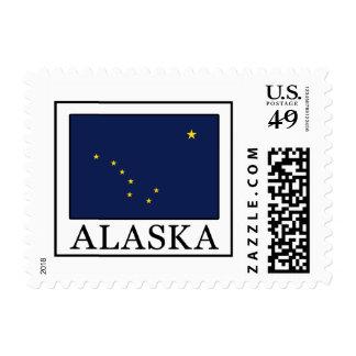 Alaska Postage