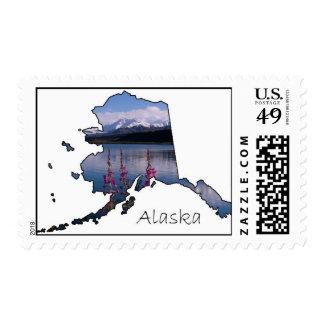 Alaska postage stamp
