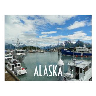 ALASKA POSTALES