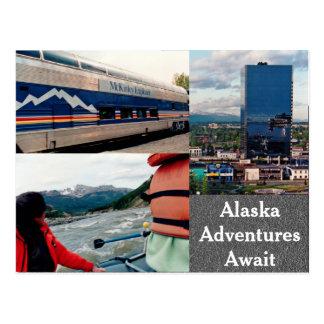 Alaska - Postcard