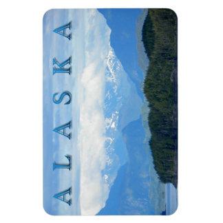 Alaska Rectangular Photo Magnet
