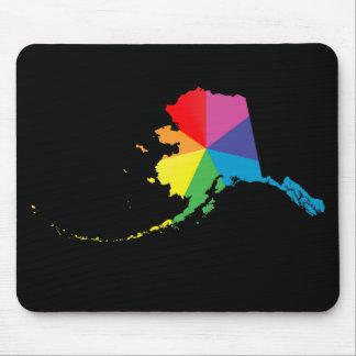 alaska pride. mouse pad