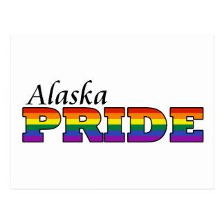 Alaska Pride Postcard