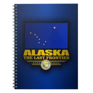 Alaska Pride Spiral Notebook