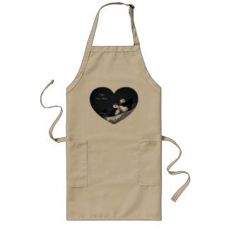 Alaska Puffins Feathered Colorful Birds Long Apron