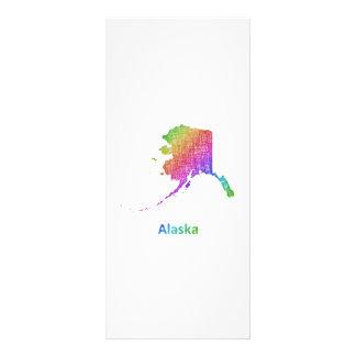 Alaska Rack Card