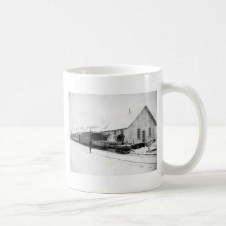 Alaska Railroad, 1916 Coffee Mugs
