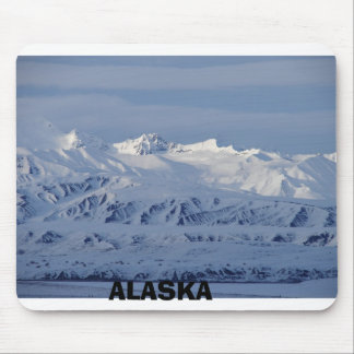 Alaska Range, ALASKA Mouse Pad