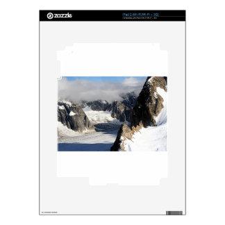 Alaska Range mountains & glacier, USA 2 iPad 2 Skin