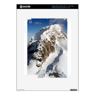 Alaska Range mountains, USA from the air 3 Skin For iPad 3