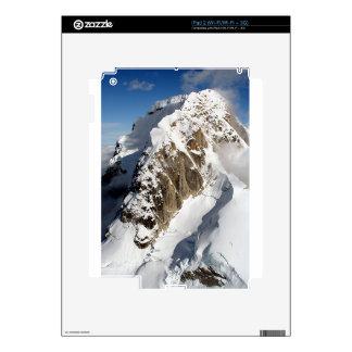 Alaska Range mountains, USA from the air 3 iPad 2 Skins