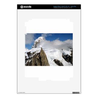Alaska Range mountains, USA from the air 6 iPad 3 Skins