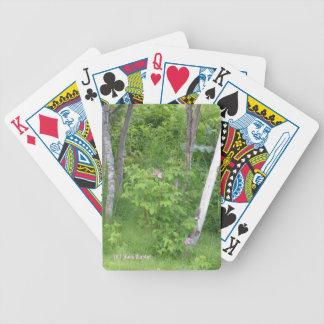 Alaska Rose #16 Bicycle Playing Cards