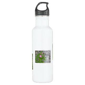 Alaska Rose Stainless Steel Water Bottle