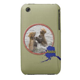 Alaska salvaje carcasa para iPhone 3