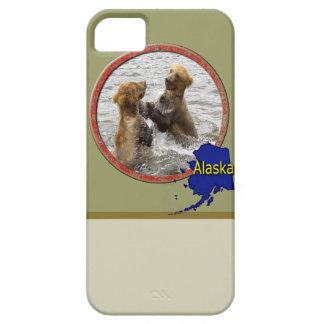 Alaska salvaje funda para iPhone SE/5/5s