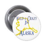 Alaska - salvaje y loca pin
