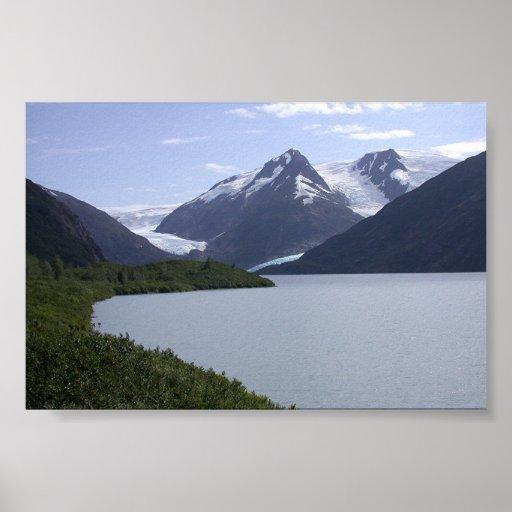 Alaska Scenic Poster