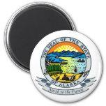 Alaska Seal Magnets