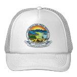 Alaska Seal Mesh Hat