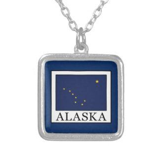 Alaska Silver Plated Necklace