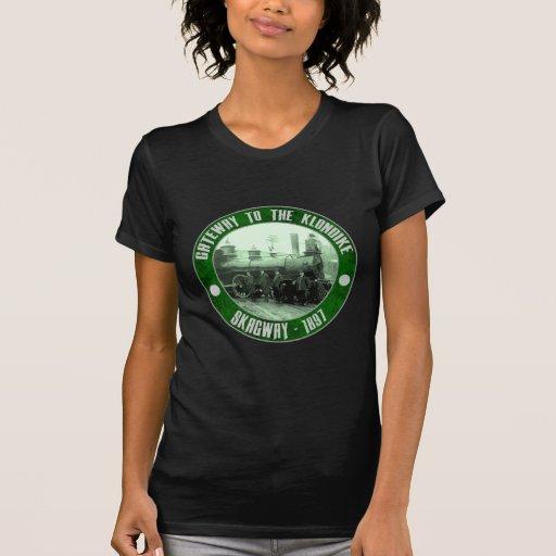 Alaska - Skagway.png Camiseta