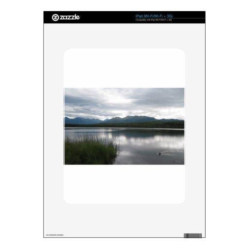 ALASKA SKIN PARA EL iPad