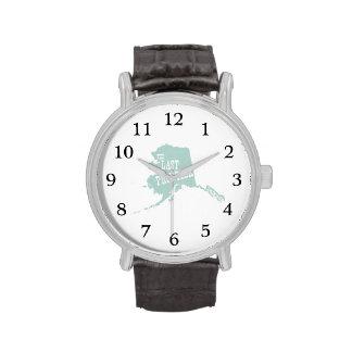 Alaska Slogan Watches