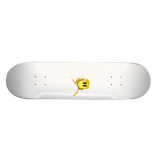 Alaska Smiley Face Skateboards