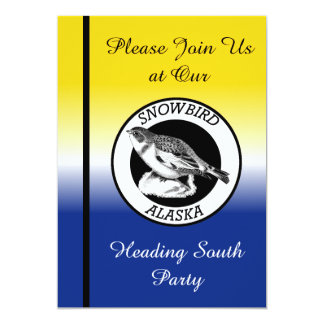 Alaska Snowbird Card