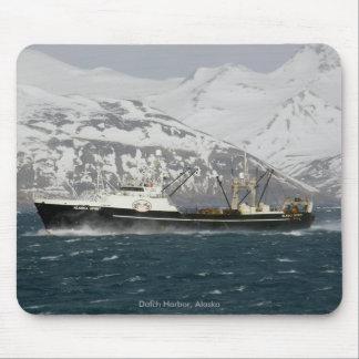 Alaska Spirit, F. C. A. Trawler in Dutch Harbor Mousepad