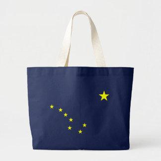 Alaska State Flag blue bag