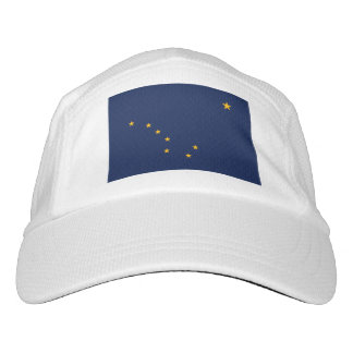 Alaska State Flag Design Headsweats Hat