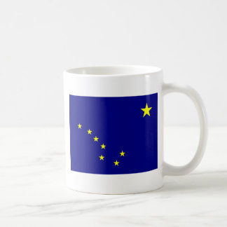 Alaska State Flag Mugs