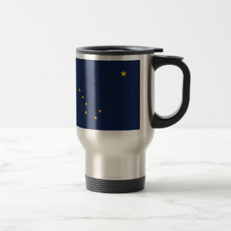 Alaska State Flag Travel Mug