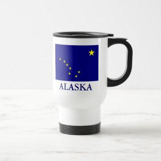 Alaska State Flag Travel Mug