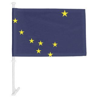 ALASKA STATE FLAG CAR FLAG