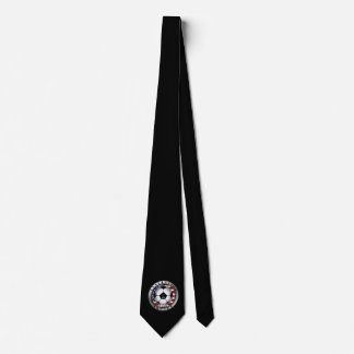 Alaska State Generation X American Soccer Neck Tie