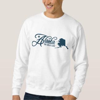 Alaska (State of Mine) Pullover Sweatshirts