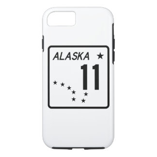 Alaska State Route 11 iPhone 7 Case