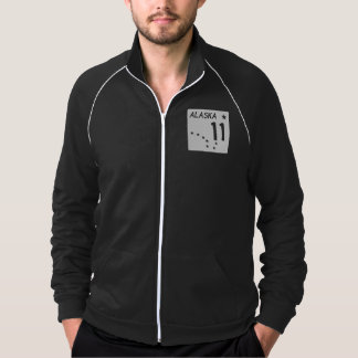 Alaska State Route 11 Jacket